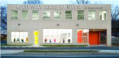 Gateway Arts Center - Rendering