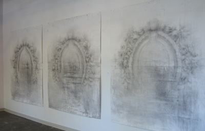 Matt Woodward - Graphite Drawings