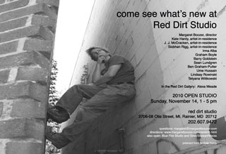 Red Dirt - Open Studios, 2010
