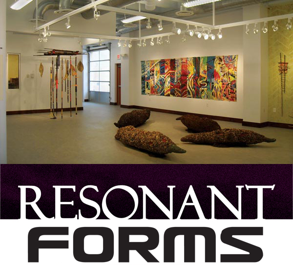 """Resonant Forms"" at the GAC@B"