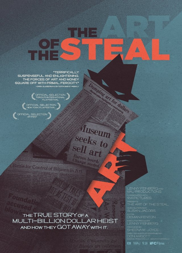 Art of the Steal poster
