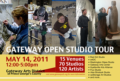 2011 Gateway Open Studio Tour