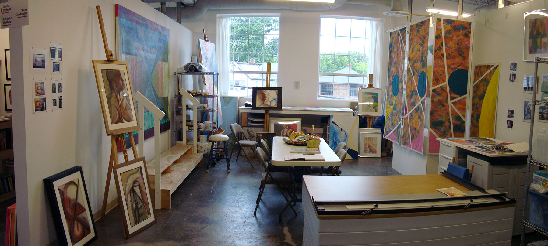 Pelican Arts Studio - Open Studio Tour, 2011