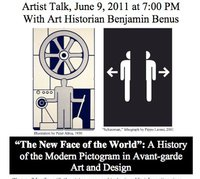 Art Historian Benjamin Benus - Talk at the 39th Street Gallery