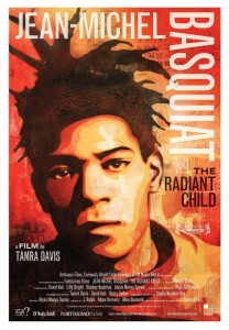 "Poster for ""Jean-Michel Basquiat: The Radiant Child"""